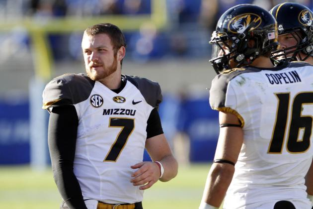 How Good Can Missouri Be Next Season?