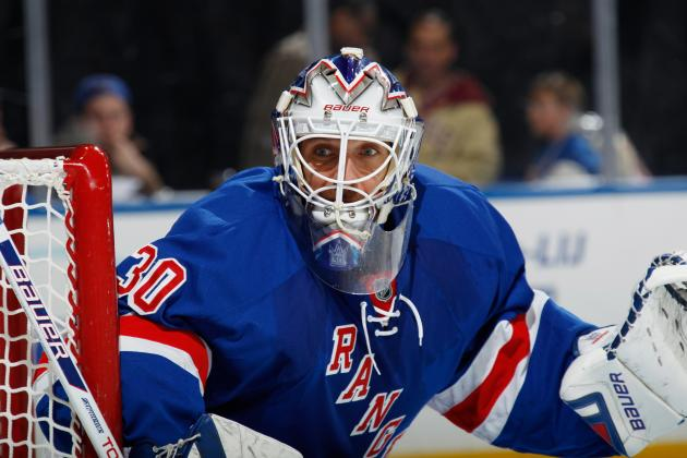 NY Rangers' Henrik Lundqvist Finally Returns to Olympic Form