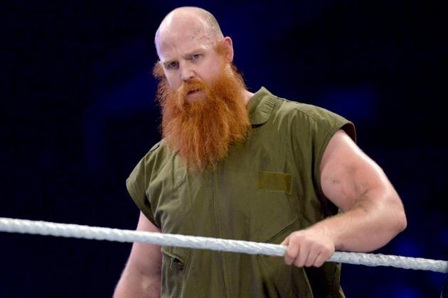 Erick Rowan Excelling as Throwback WWE Bruiser