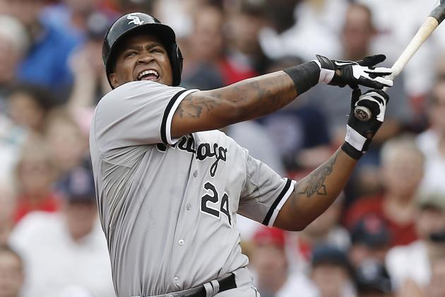 Report: White Sox, Viciedo Avoid Arbitration