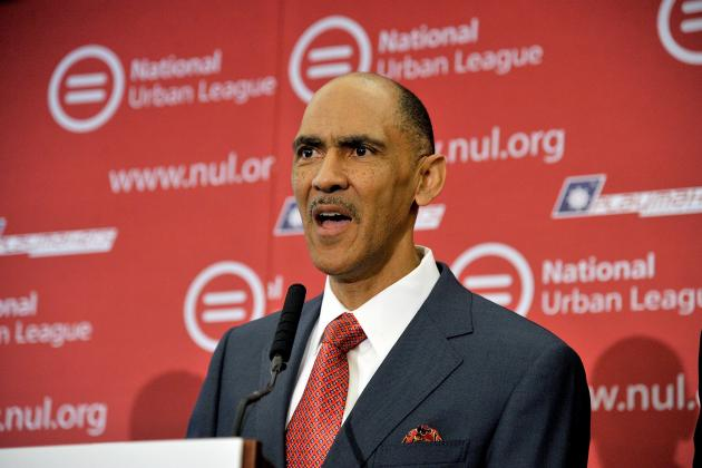 Dungy Says Bucs Have Pieces in Place