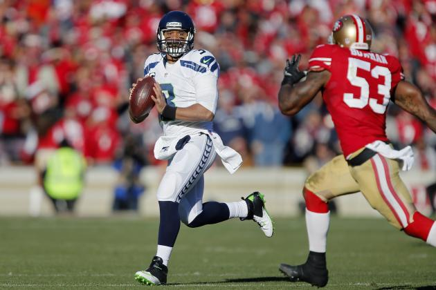 NFC Championship Game 2014: Top Difference-Makers for 49ers vs. Seahawks