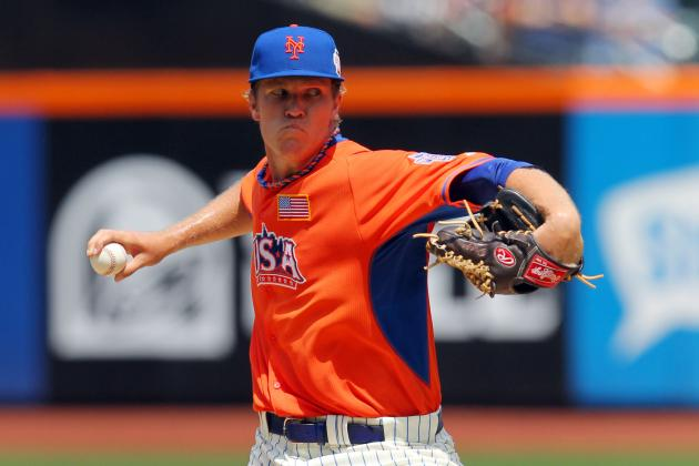 Top Prospect Syndergaard Among Mets' Invitees
