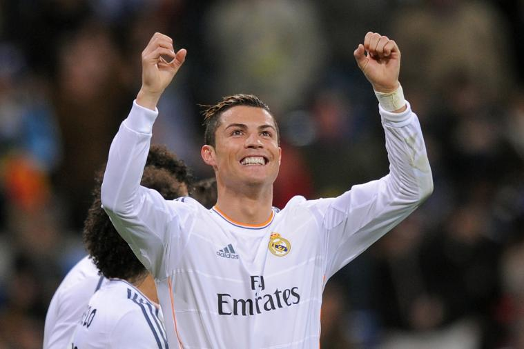 Cristiano Ronaldo's Ballon d'Or-Winning Year in Numbers