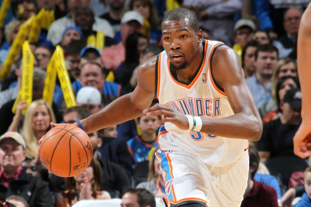 Kevin Durant: 'I'm Shooting Too Much,' Says He's 'Not Doing Enough to Help'