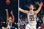 Jersey Laettner Wore for Iconic Duke 'Shot' Sells for $119K