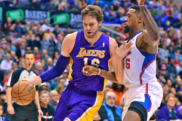 Pau Gasol Injury: Updates on Lakers Star's Foot and Return