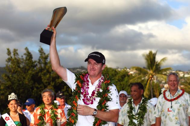 PGA Tour: Is Jimmy Walker the Next Jason Dufner?