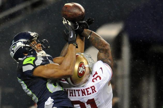Whitner on 49ers' Strategy vs. Seahawks: 'Make the QB Beat Us'