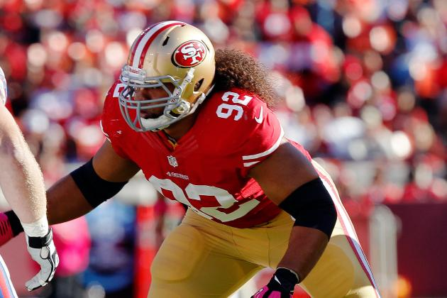 Tukuafu Undergoes MRI, Harbaugh Encouraged