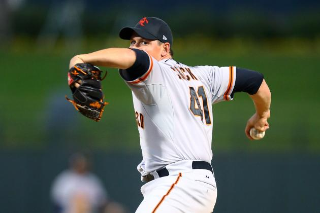Giants Invite 26 Non-Roster Players to Spring Training