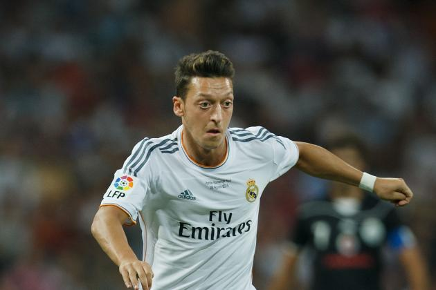 Are Real Madrid Missing the Presence of Arsenal Midfielder Mesut Ozil?
