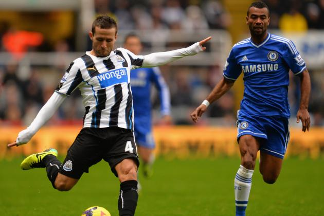 Arsenal Transfer News: Yohan Cabaye Would Add New Dimension to Gunners