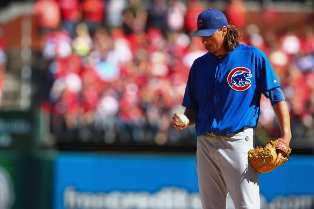 Breaking Down Each Candidate for the Chicago Cubs 2014 Starting Rotation