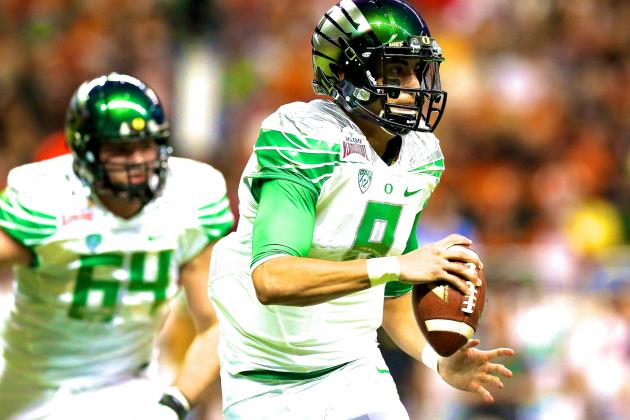Early Best Bets for the First Season of College Football Playoff Era