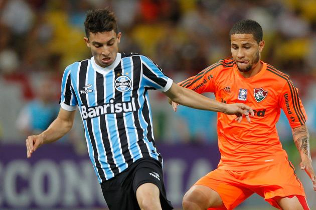 Transfer Market: Gremio's Alex Telles to Head to Galatasaray