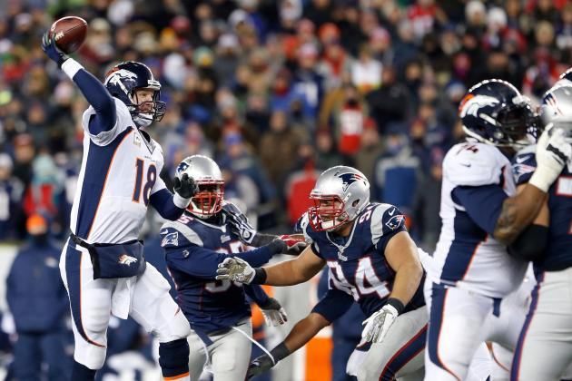 Patriots' Secondary Has the Pieces to Stop Broncos' Record-Setting Offense