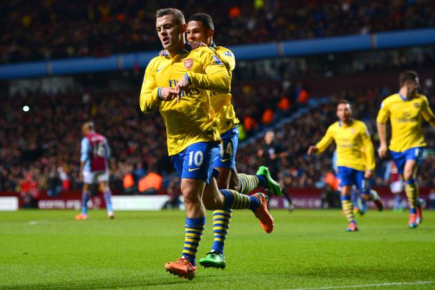 Film Focus: Arsenal Scrape Through as Aston Villa Revert to Bombardment