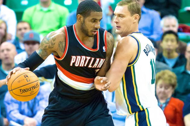 LaMarcus Aldridge Validating Worth to Portland Trail Blazers in Breakout Season