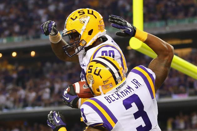 LSU Football: How Tigers Can Replace Jarvis Landry, Odell Beckham
