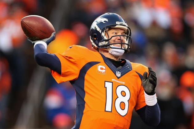 Peyton Manning Is an All-Time Great Even If He Retires After 2013-14 Season