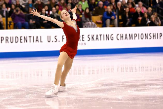 Inside the Road to 2014 Sochi Olympics for the US Women's Figure Skating Team