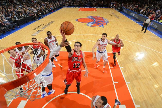 Chicago Bulls' 2014 NBA Trade Deadline Shopping List