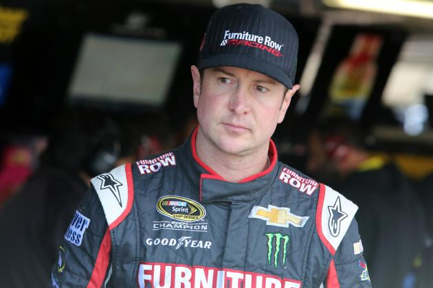 Will Kurt Busch Contend for a Sprint Cup Title in 2014 NASCAR Season?