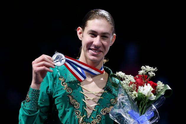 Jason Brown Bringing Youth, Charisma to US Olympic Men's Figure Skating Team