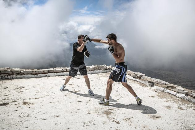The Fighting Life: Live Blogging All 4,000 Miles of B/R's 'MMA Road Trip 2014'