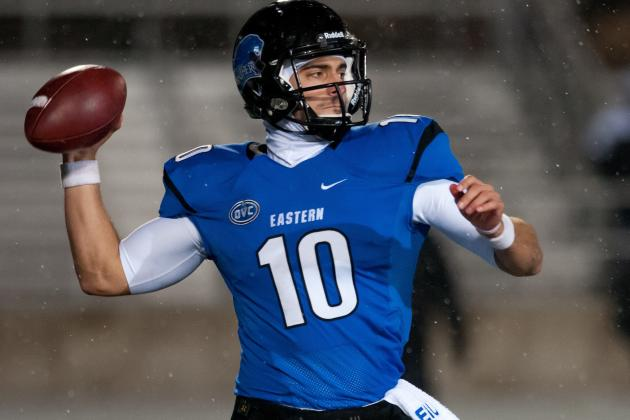 East-West Shrine Game 2014: Observations from Monday's Practice