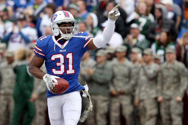Buffalo Bills Free Agents: Who Is in Play for the Franchise Tag?