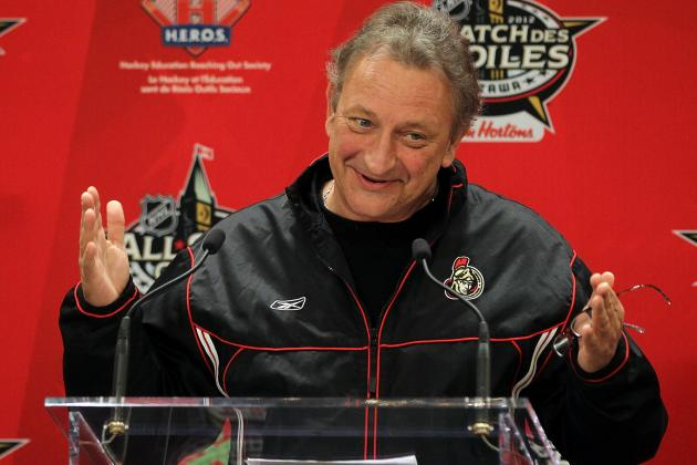 Sens Owner: 'We're Not New Jersey, We Don't Play a Boring Brand of Hockey'