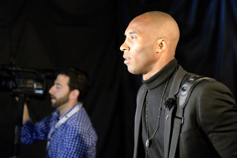 Kobe Bryant's Grooming Services, Including Haircut, Cost Nike $833.75