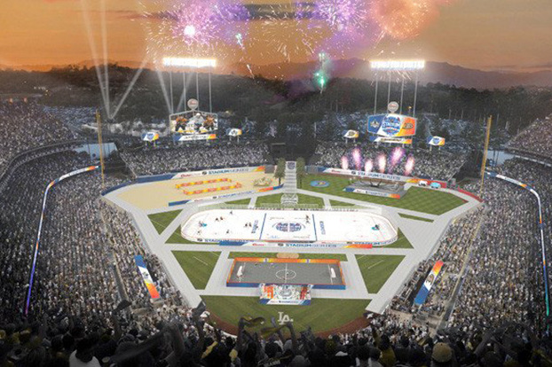 NHL's 2014 Stadium Series Game at Dodger Stadium Has Plenty to Offer