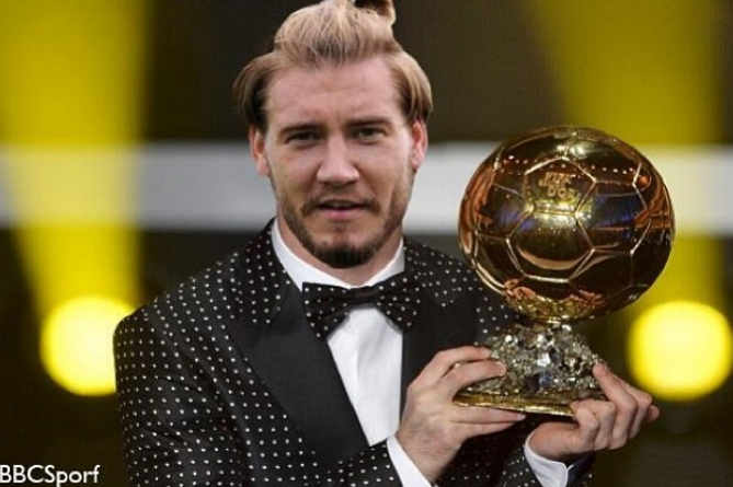 Wikipedia Hilariously Edited to Create a World XI Full of Nicklas Bendtners