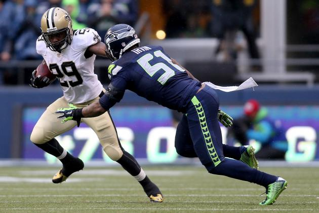 New Orleans Saints: Give the Ball to Khiry Robinson!