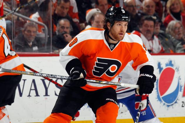 What's Wrong with Philadelphia Flyers RW Steve Downie?