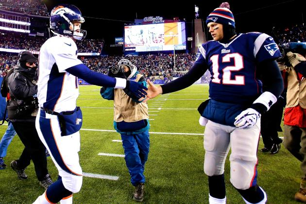 Tom Brady as Underdog Gives Old-School Feel to New-School Peyton Manning Rivalry