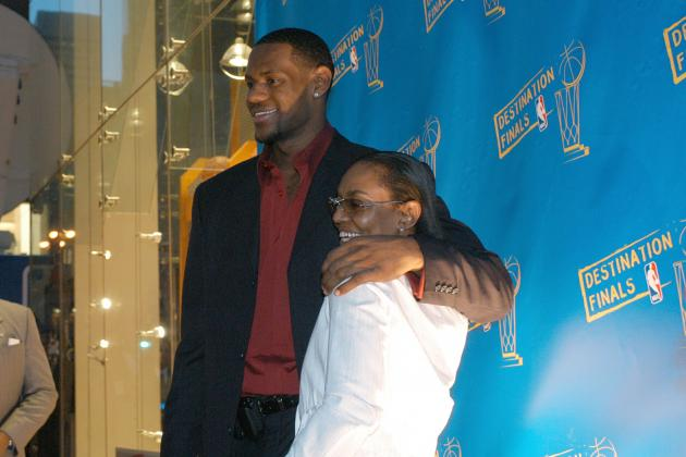 LeBron James Writes Heartfelt Tribute to His Mother