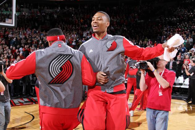 Breaking Down Damian Lillard's All-Star Chances