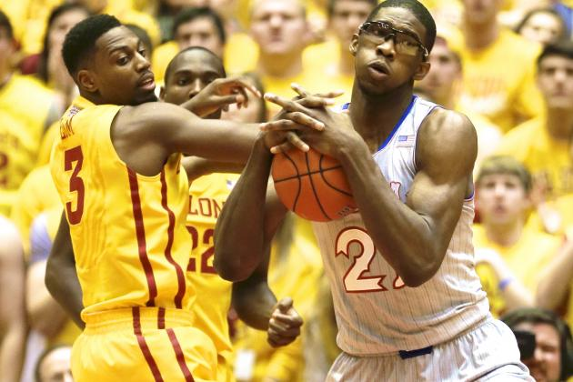 Kansas vs. Iowa State: Score, Grades and Analysis