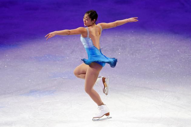 U.S. Figure Skating President Patricia St. Peter: Send Mirai Nagasu to Sochi