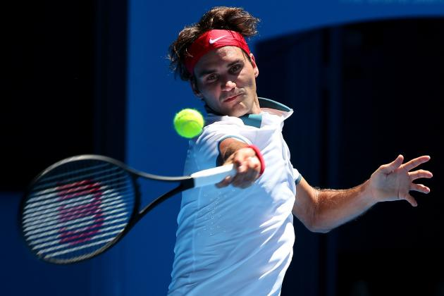 Roger Federer Primed to Challenge for 2014 Australian Open Championship