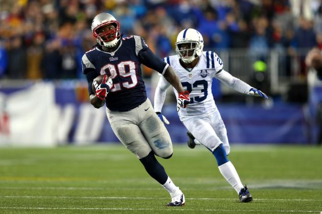 5 Takeaways from LeGarrette Blount's Explosive Divisional Round Performance