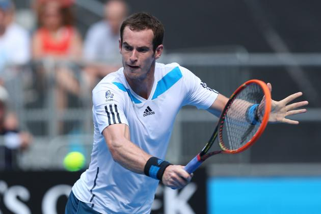 Andy Murray vs. Go Soeda: Recap and Results from Australian Open 2014