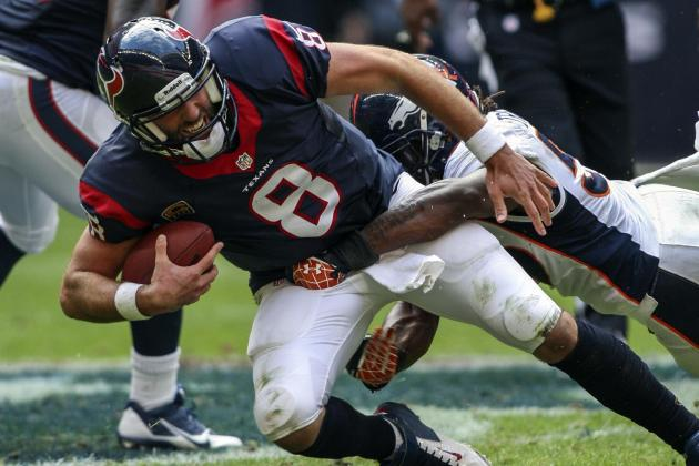 Houston Texans Free Agents: Who Is in Play for Re-Signing or Release?