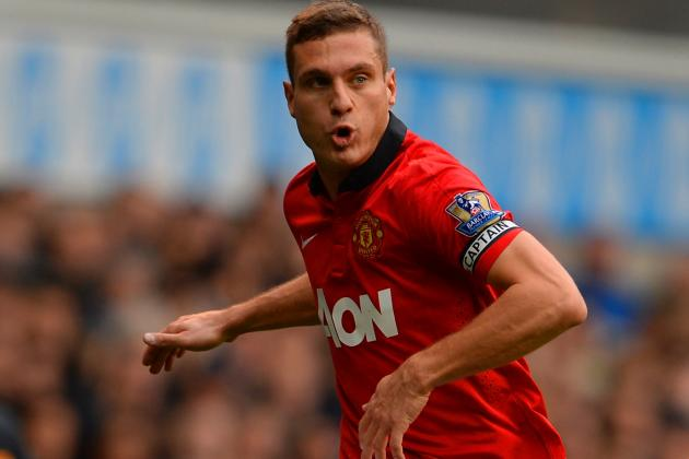 David Moyes Must Do Everything He Can to Keep Nemanja Vidic at Manchester United