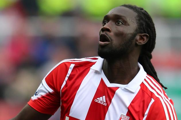 Kenwyne Jones Fined £80k by Stoke City for Texting Boss to Say He Wouldn't Play