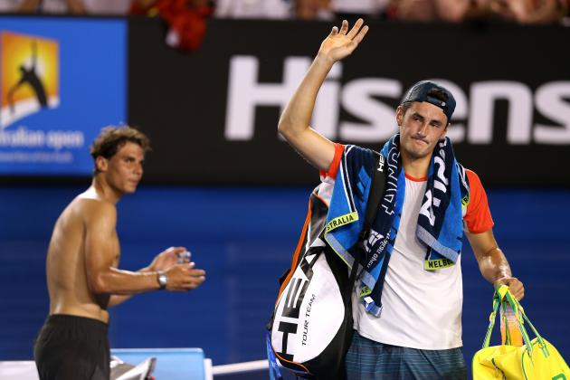 Rafael Nadal vs. Bernard Tomic: Recap and Results from Australian Open 2014
